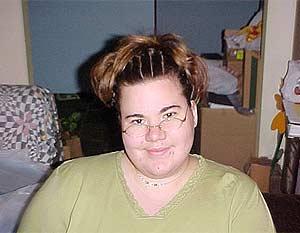 sana uygun saç modeli